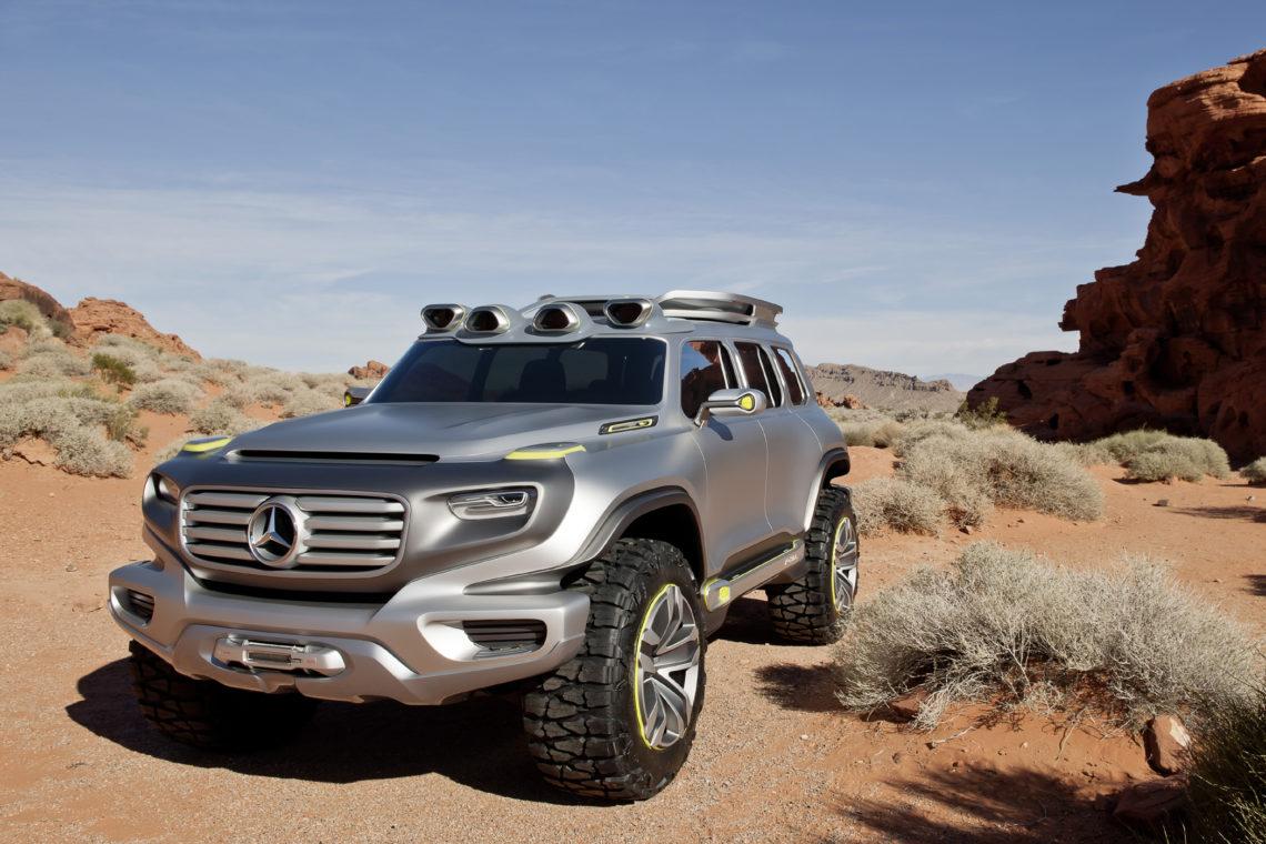 Mercedes benz ener g force 2025 for Mercedes benz newsletter
