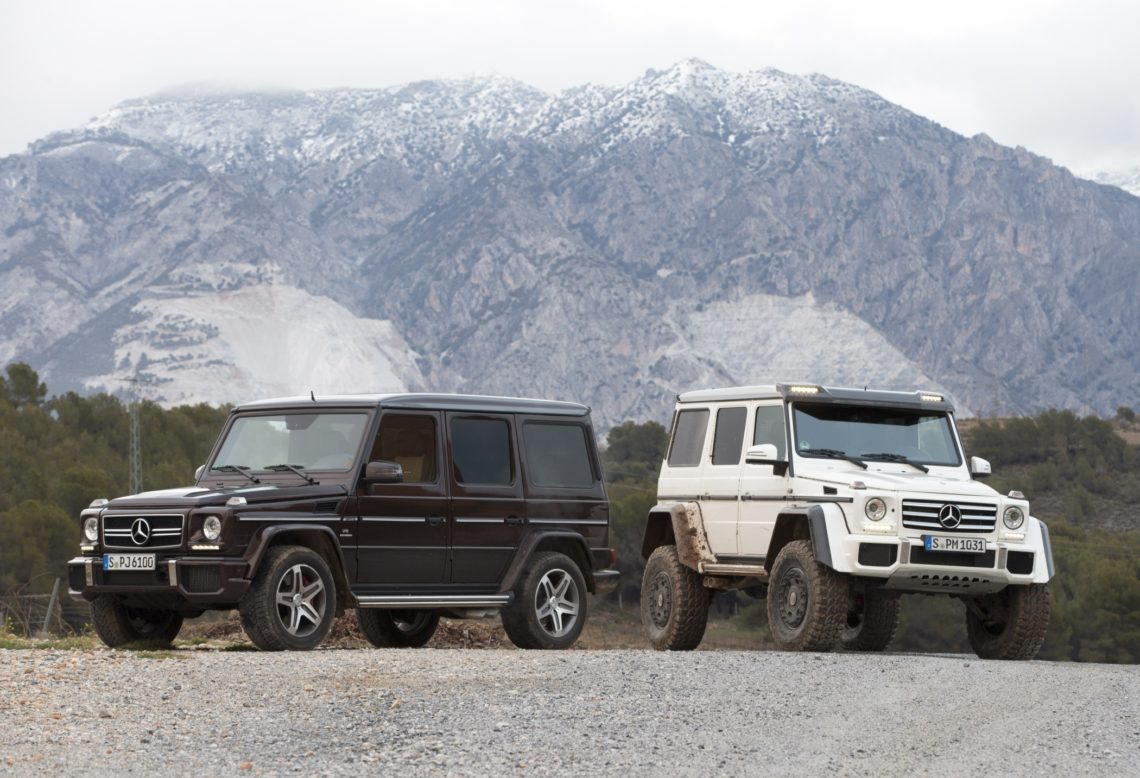 mercedes benz g 500 4x4 die ultimative g klasse. Black Bedroom Furniture Sets. Home Design Ideas