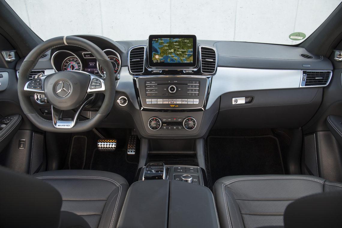 Fahrbericht: Mercedes GLE Coupé 4Matic