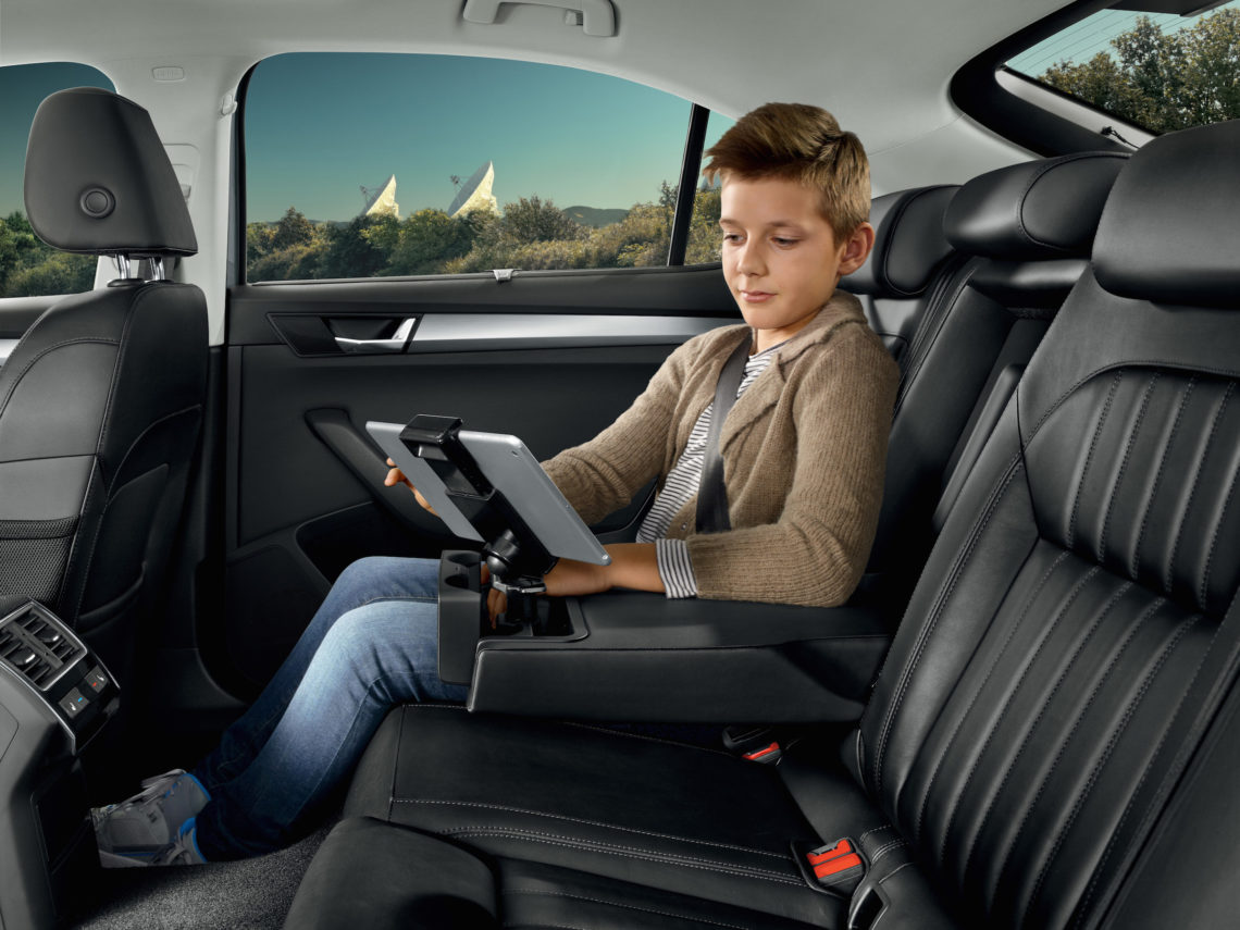 Uber With Child Car Seat