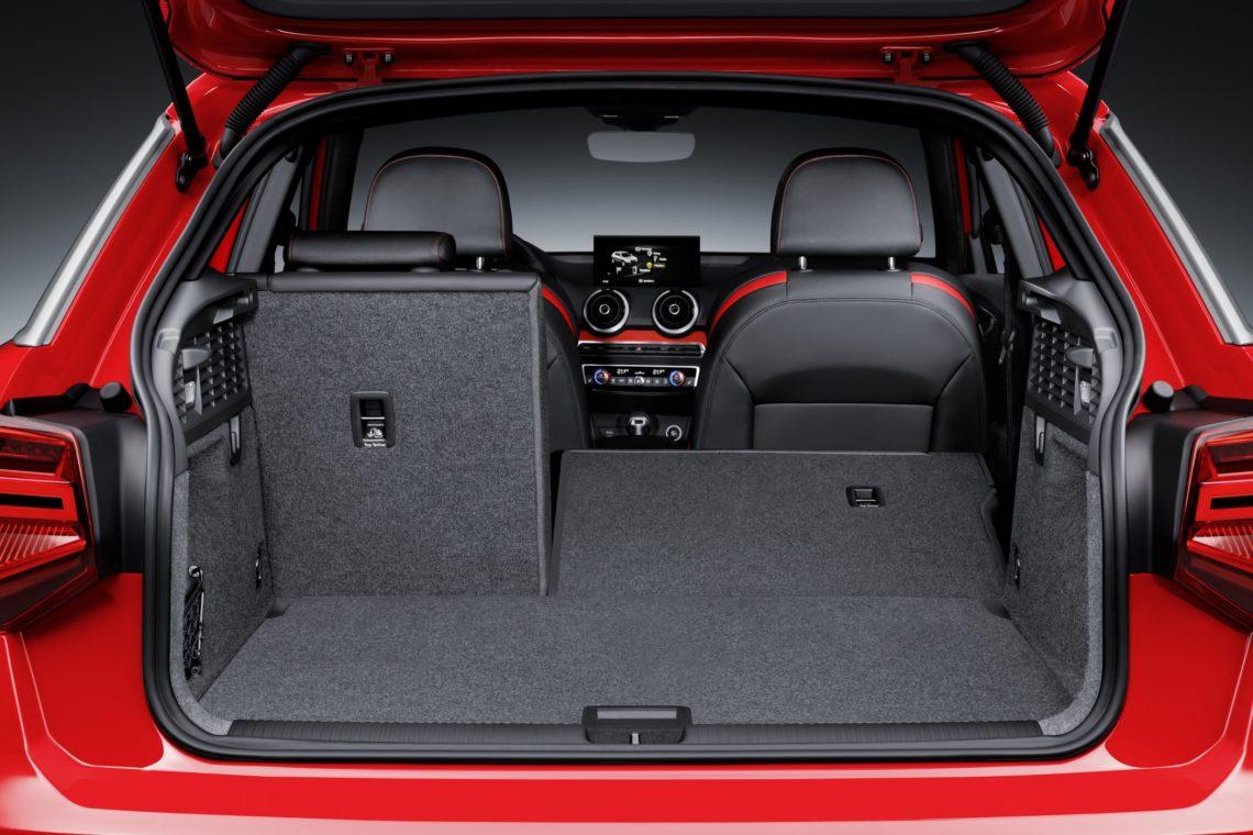 Audi Q2 Im Soundcheck Sitzcheck Amp Designcheck