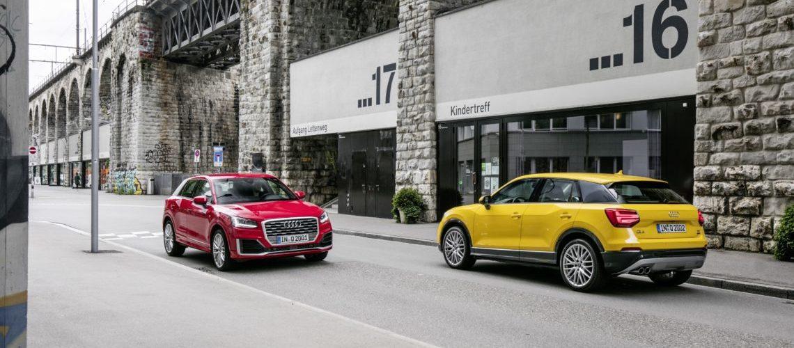 Es bedarf keiner Glaskugel, um zu prophezeien, dass der Audi Q2 ein großer Erfolg wird