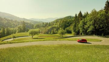 4x4Schweiz-News: Subaru Levorg Modelljahr 2017 mit neuen Assistenzsystemen, Passstrasse