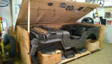 4x4Schweiz-Fun: Willys MB Originalverpackung, bei Garantieansprüchen bitte originalverpackt an uns zurück senden