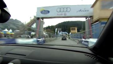 4x4Schweiz-News: Audi RS Renntaxi an der Arosa ClassicCar 2016