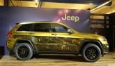4x4Schweiz-News: Jeep Sondermodell Montreux Jazz Festival 2016