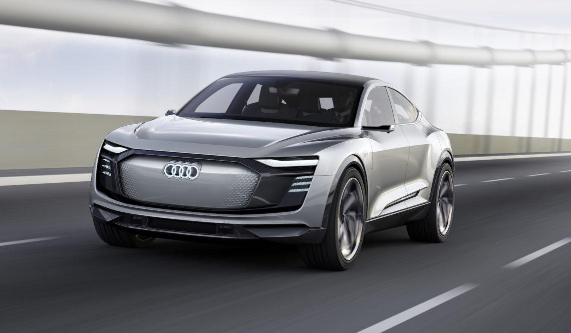 4x4Schweiz-News: Audi präsentiert in Shanghai das Audi E-Tron ...