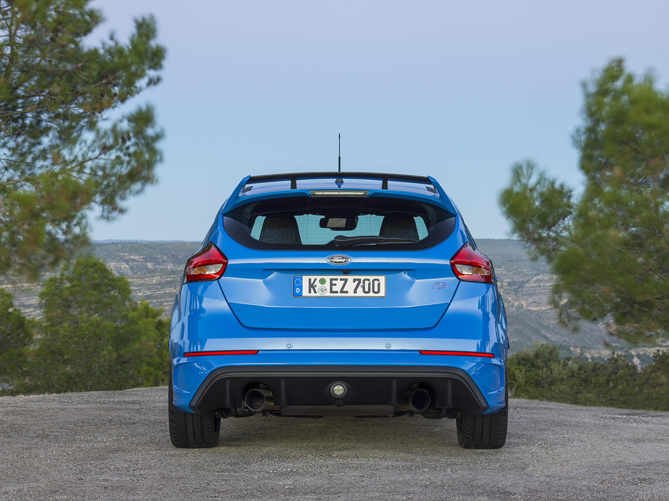 Ford Focus Rs 008