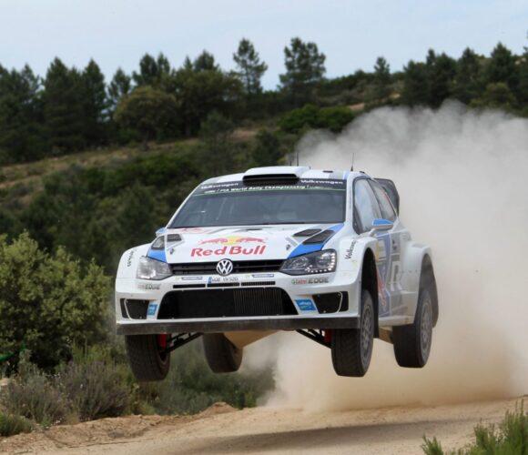 Sebastien Ogier, Julien Ingrassia im VW Polo WRC #1