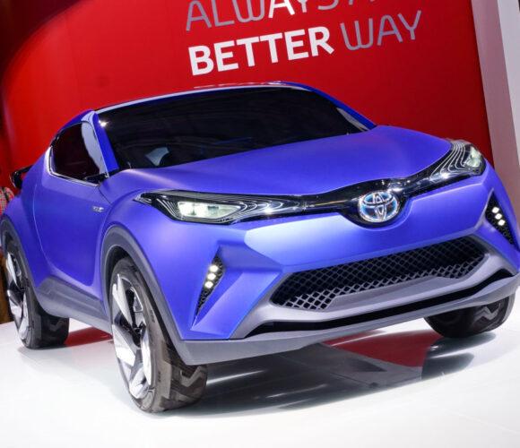 Toyota Concept C-HR