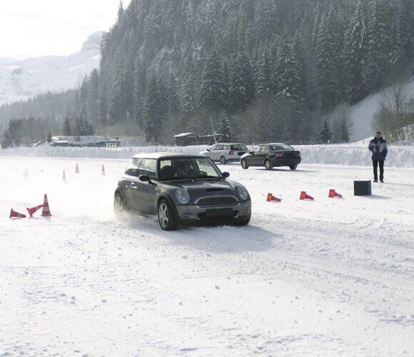TCS Winterfahrtraining Mini