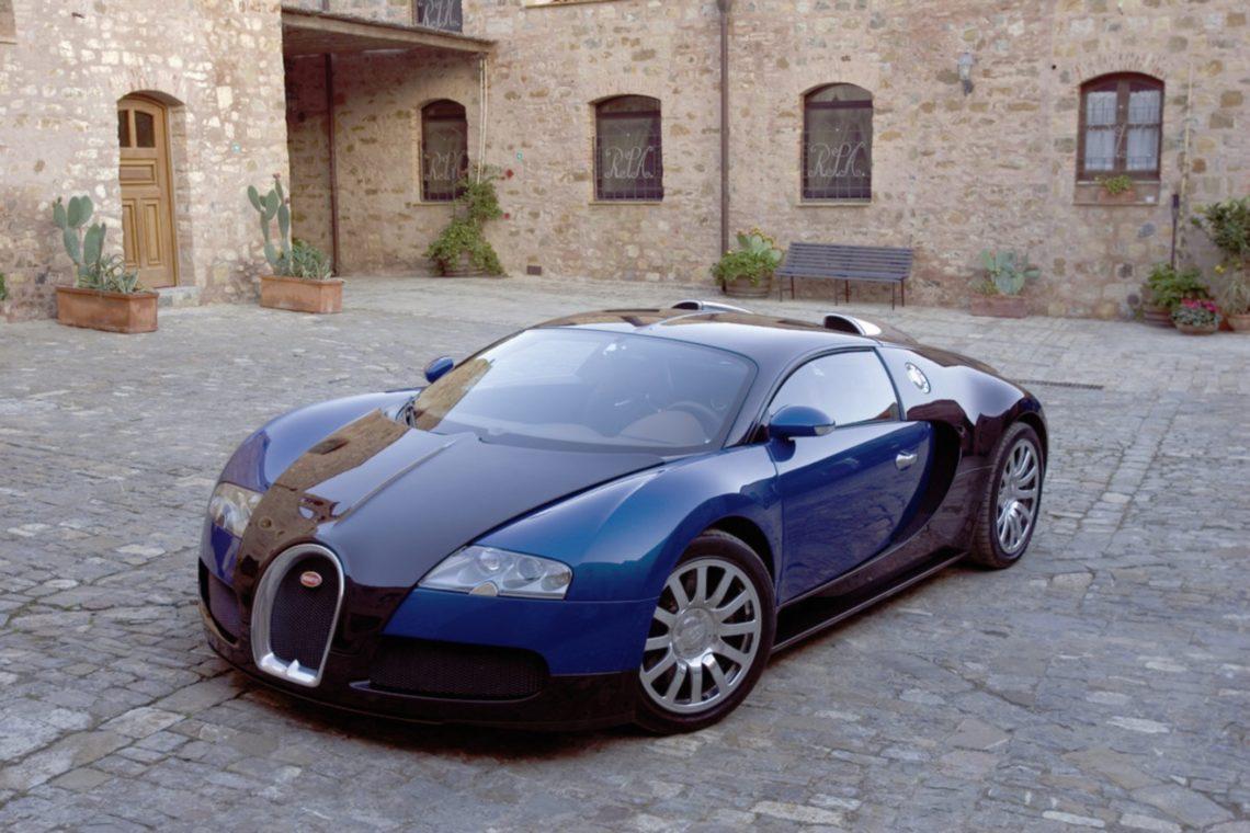Bugatti Geschichte
