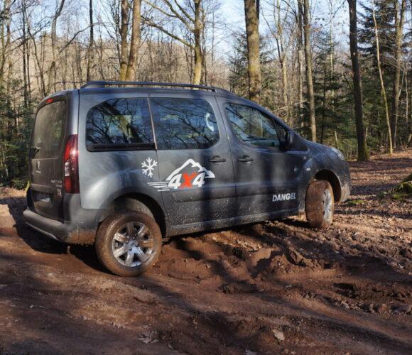 Peugeot Partner Dangel 4×4