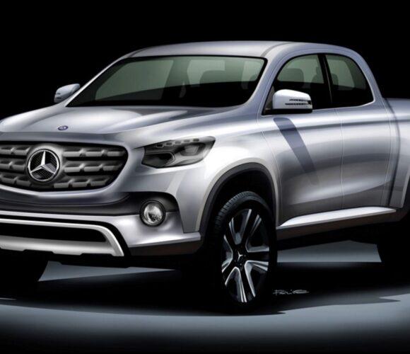 Mercedes-Benz Pick-up