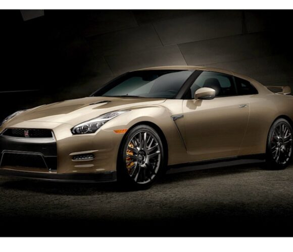 Nissan GT-R Gold Edition