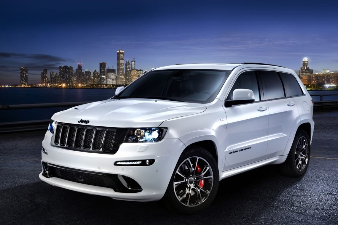 fahrbericht jeep grand cherokee srt 6 4l v8 fotos. Black Bedroom Furniture Sets. Home Design Ideas