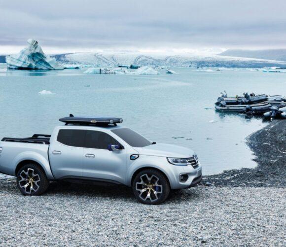 Renault Alaskan Pick-up Studie