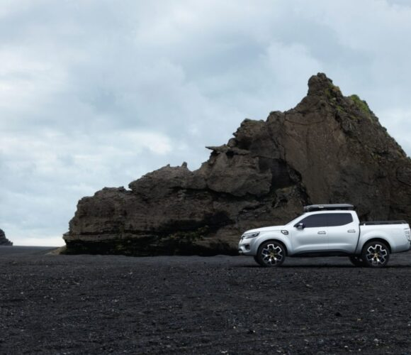 Renault Alaskan Pick-up Studie