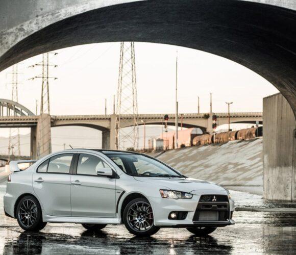 Mitsubishi Lancer Evolution E