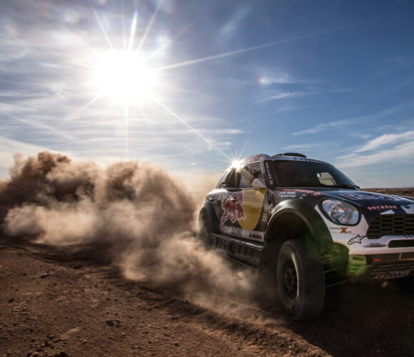 MINI ALL4 Racing gibt Teams für die Rallye Dakar 2016 bekannt