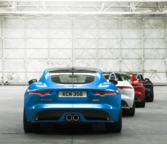 Jaguar F-Type S AWD Sondermodell British Design Edition
