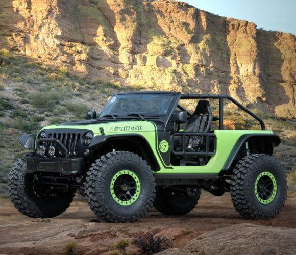 Jeep Studie Trailcat
