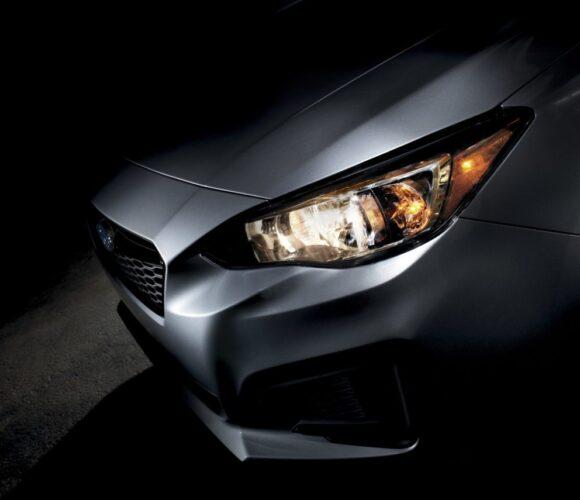 Subaru Impreza 2017 Teaser