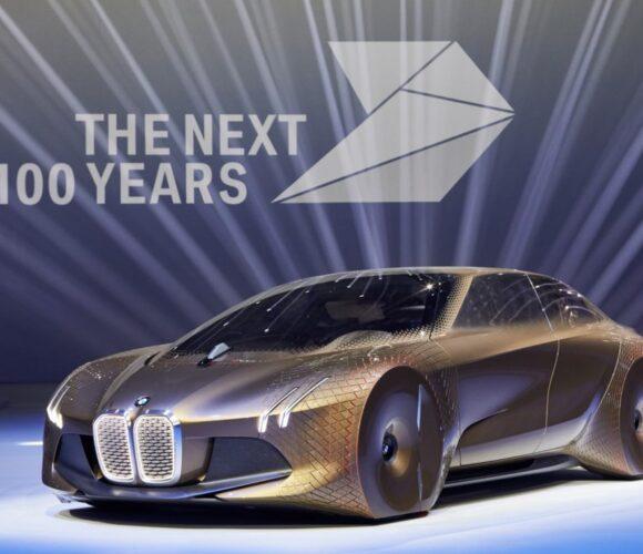 BMW Vision Next 100 Studie