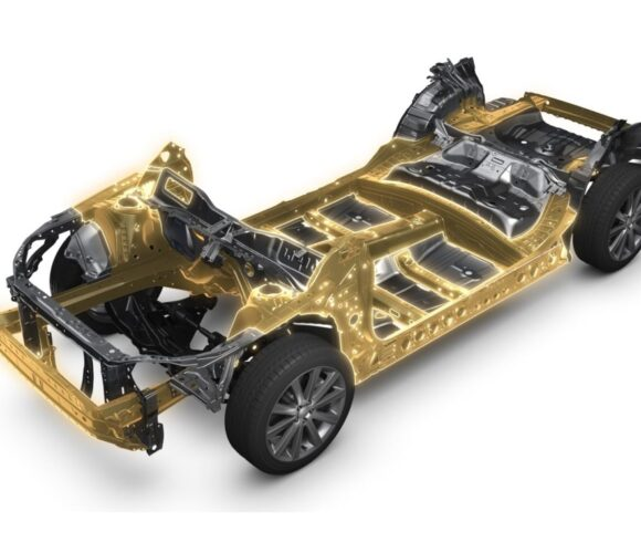 Subaru Plattform neu entwickelt