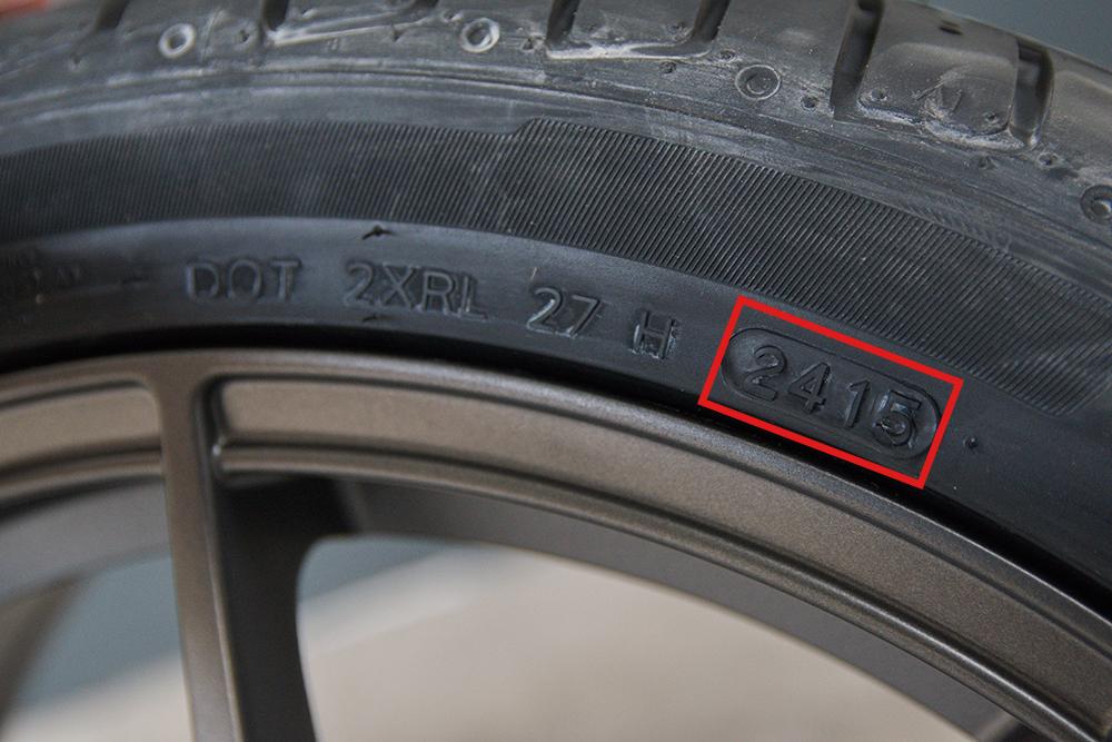Wie alt ist mein Reifen und was bedeutet die DOT ...