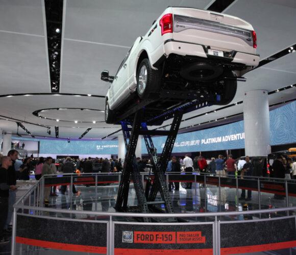 Ford F150 Titanium