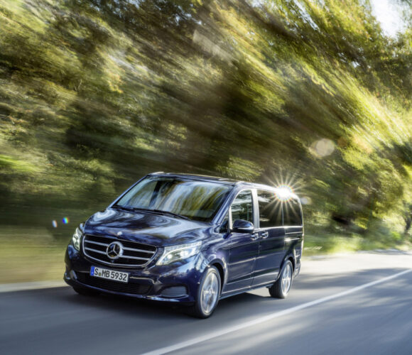 Mercedes-Benz V-Klasse Exclusive V250 d lang, 4MATIC