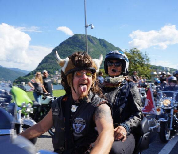 Swiss Harley Day Lugano 2017