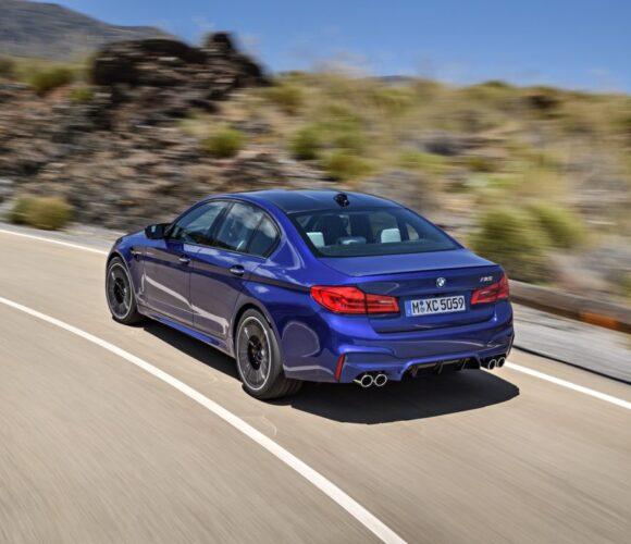 BMW M5: Generation sechs ist da 2018