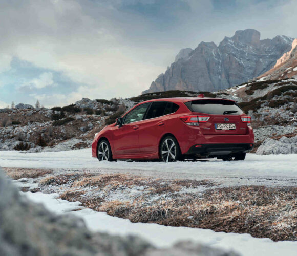 Subaru Impreza Allrad-Boxer 2017