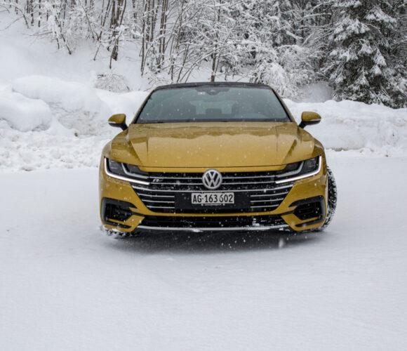 VW Arteon 4Motion Roadtrip
