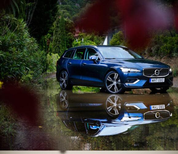 Fahrbericht Volvo V60 T6 AWD