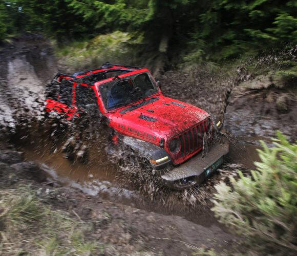 Der letzte Mohikaner:Jeep Wrangler JL