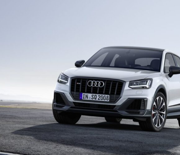 Audi SQ2 2019