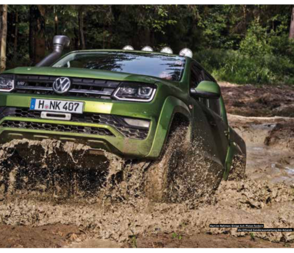 VW Amarok Adventure Guide 10 Offroad-Tipps 02