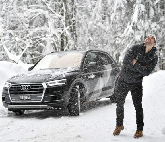Marc Bischofberger, Audi Skicross, Audi Q5