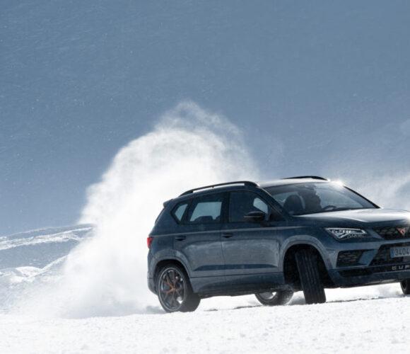 CUPRA Ateca Snow Experience (18) Low