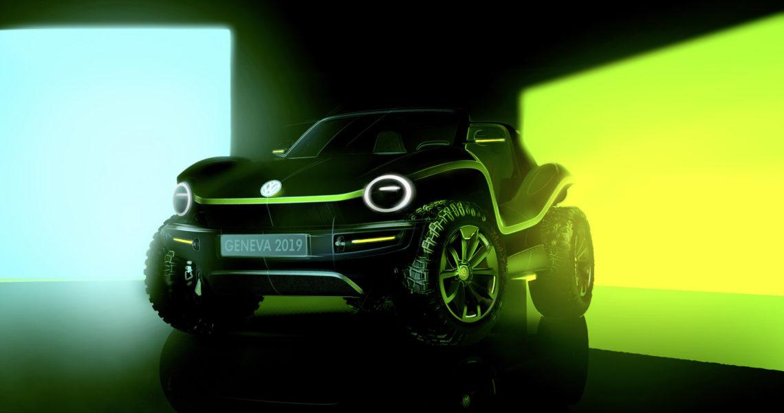 Voll elektrisch: VW bringt den Buggy zurück - 4x4schweiz.ch