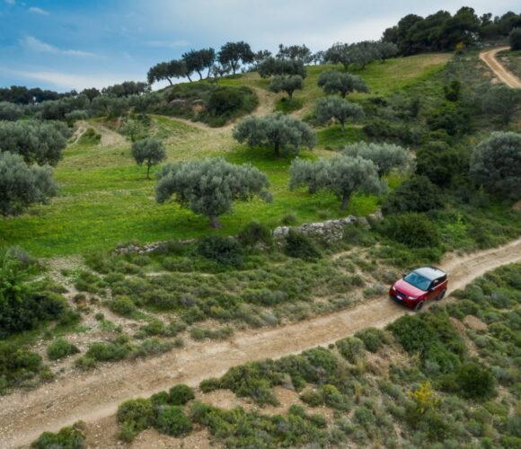 Range Rover Evoque 2 Greece Offroad 01