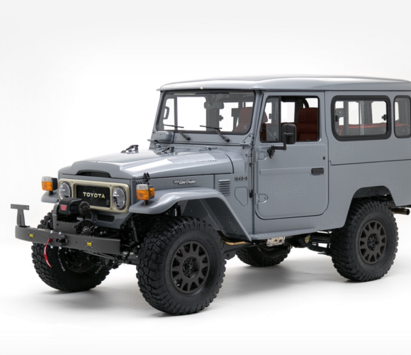 Land Cruiser FJ Company