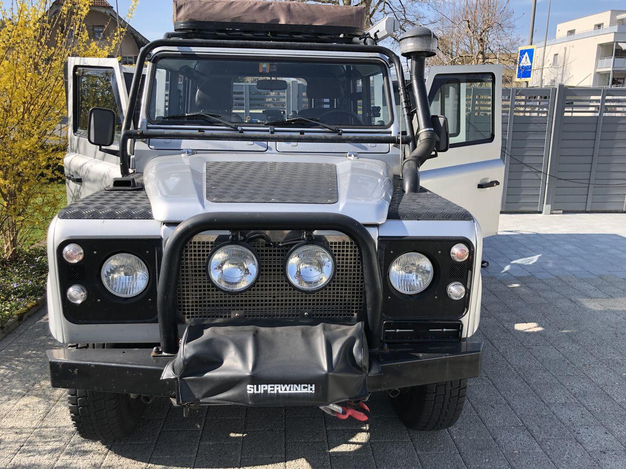 4x4schweiz Marktplatz Reisefertiger Land Rover Defender Mit