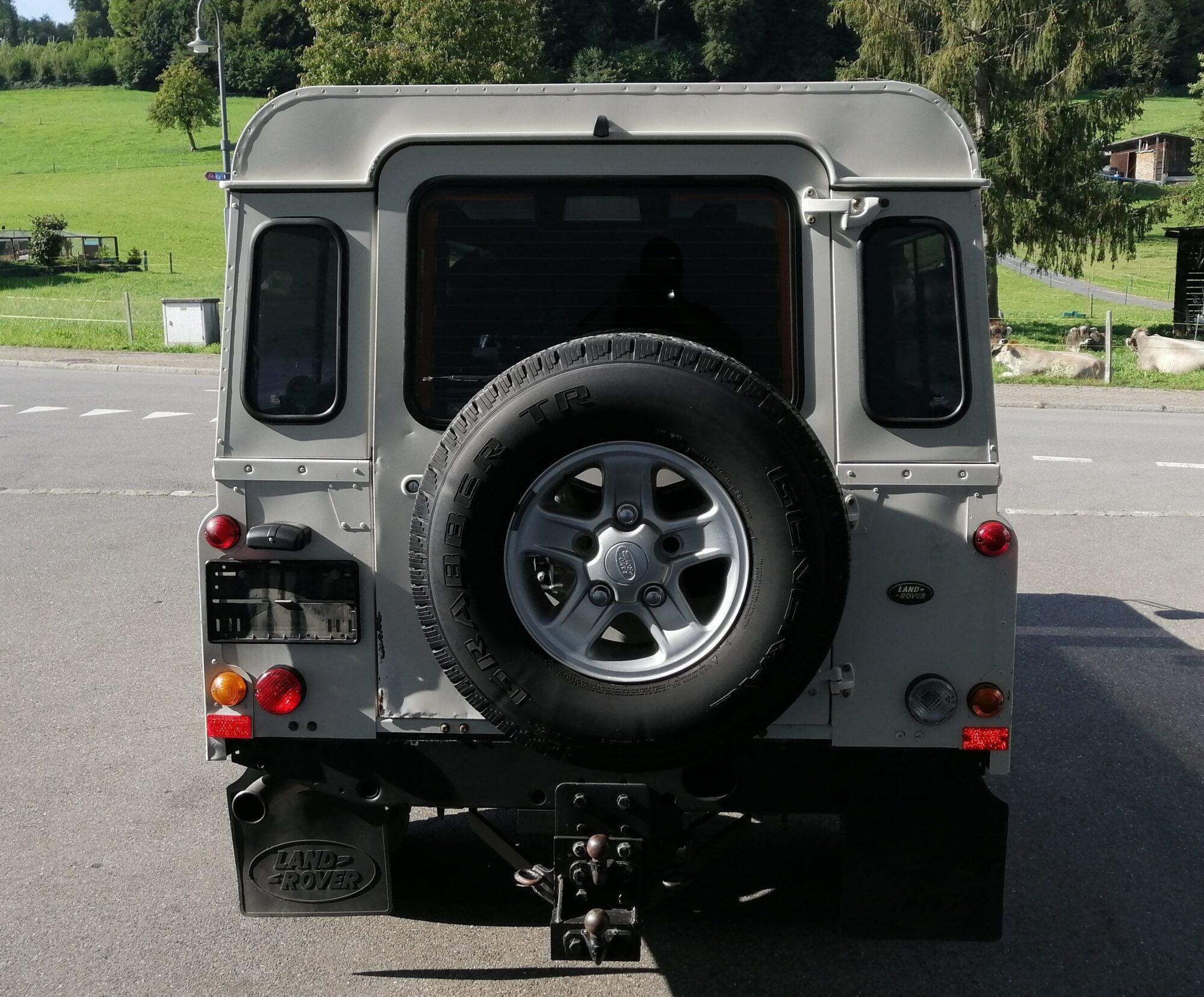 4x4schweiz Marktplatz Land Rover Defender 110 Td 5 Zu Verkaufen