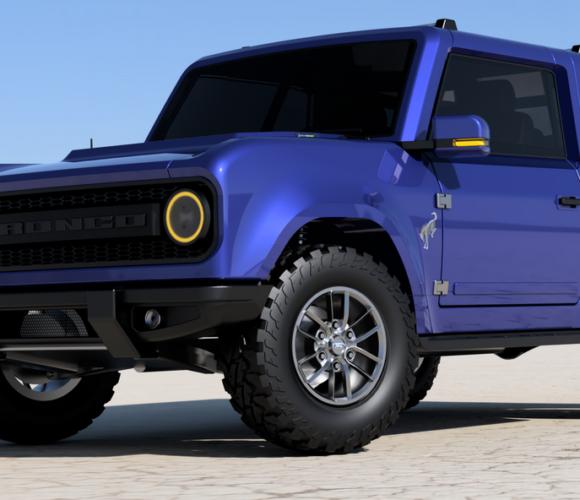 New Bronco 2021
