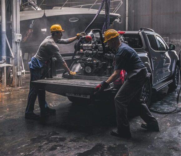Nissan Navara – Etwas mehr Ausstattung für den Pick-up