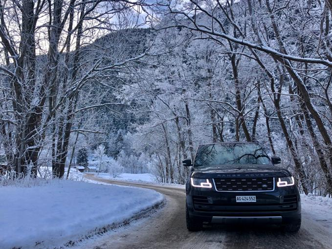 Range Rover 5.0 V8 Kompressor SV Autobiography